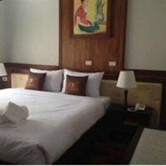 Vansana LuangPrabang Hotel 3* Стандартный номер с различными типами кроватей фото 8