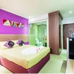 Отель D Day Suite Ladprao 3* Студия разные типы кроватей