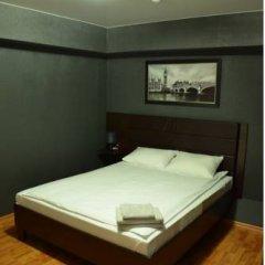 Мини-отель Европа Стандартный номер с различными типами кроватей фото 15
