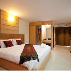 Amnauysuk Hotel 3* Стандартный номер с двуспальной кроватью