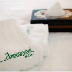 Amnauysuk Hotel 3* Стандартный номер с двуспальной кроватью фото 2