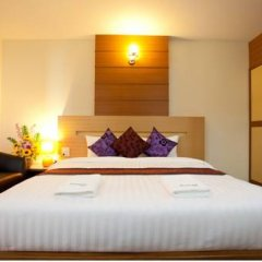 Amnauysuk Hotel 3* Стандартный номер с двуспальной кроватью фото 5