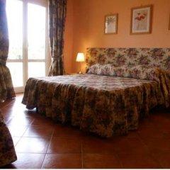 Hotel Villa Maria Luigia 2* Стандартный номер с двуспальной кроватью фото 10