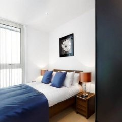 Апартаменты Apple Apartments Greenwich Улучшенные апартаменты с различными типами кроватей фото 6