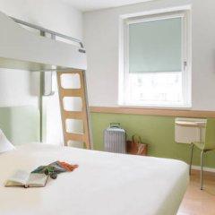 Отель ibis budget Zurich City West Стандартный номер с различными типами кроватей фото 6