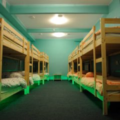 Fine O'Clock Hostel Кровать в общем номере фото 5
