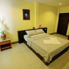 Sri Krungthep Hotel 2* Улучшенный номер с различными типами кроватей фото 3