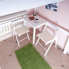 Hostel Simba on Gagarinsky Семейный номер категории Эконом с двуспальной кроватью фото 8