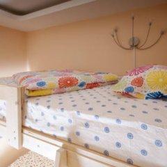 Hostel Simba on Gagarinsky Кровать в общем номере с двухъярусной кроватью фото 8