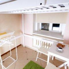 Hostel Simba on Gagarinsky Семейный номер категории Эконом с двуспальной кроватью фото 13
