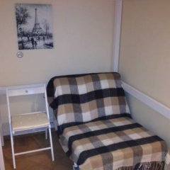 Hostel Simba on Gagarinsky Семейный номер категории Эконом с двуспальной кроватью фото 5