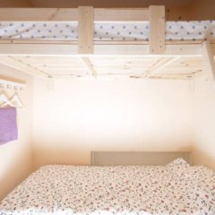 Hostel Simba on Gagarinsky Кровать в общем номере с двухъярусной кроватью фото 9
