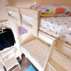 Hostel Simba on Gagarinsky Кровать в общем номере с двухъярусной кроватью