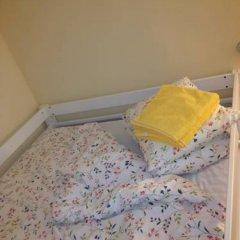 Hostel Simba on Gagarinsky Семейный номер категории Эконом с двуспальной кроватью фото 4