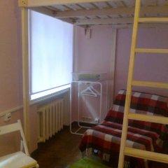Hostel Simba on Gagarinsky Семейный номер категории Эконом с двуспальной кроватью фото 6