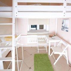 Hostel Simba on Gagarinsky Семейный номер категории Эконом с двуспальной кроватью