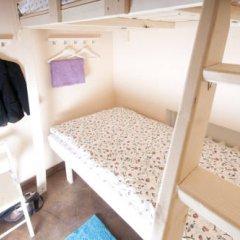 Hostel Simba on Gagarinsky Кровать в общем номере с двухъярусной кроватью фото 4
