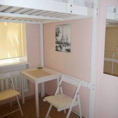 Hostel Simba on Gagarinsky Семейный номер категории Эконом с двуспальной кроватью фото 3
