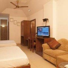 Hotel Om International Стандартный семейный номер с двуспальной кроватью фото 4