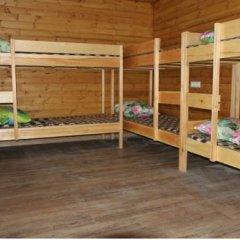 Хостел «Сибирь» Кровать в общем номере с двухъярусной кроватью фото 17