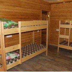 Хостел «Сибирь» Кровать в общем номере с двухъярусной кроватью фото 16