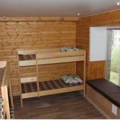 Хостел «Сибирь» Кровать в общем номере с двухъярусной кроватью фото 13
