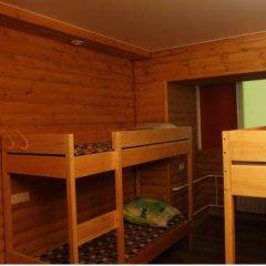 Хостел «Сибирь» Кровать в общем номере с двухъярусной кроватью фото 21