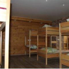 Хостел «Сибирь» Кровать в общем номере с двухъярусной кроватью фото 2