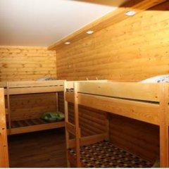 Хостел «Сибирь» Кровать в общем номере с двухъярусной кроватью фото 23
