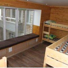 Хостел «Сибирь» Кровать в общем номере с двухъярусной кроватью фото 19