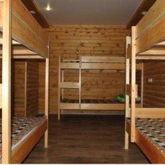 Хостел «Сибирь» Кровать в общем номере с двухъярусной кроватью фото 24