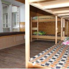 Хостел «Сибирь» Кровать в общем номере с двухъярусной кроватью фото 20