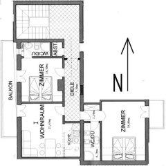 Отель Gastehaus Ortgut, Fam. Kerschbamer Апартаменты фото 2
