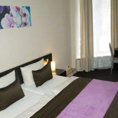 Hotel Saks Berlin 2* Стандартный номер с двуспальной кроватью (общая ванная комната) фото 5