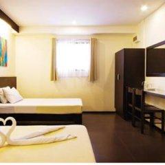 Отель Gran Tierra Suites 3* Стандартный семейный номер с различными типами кроватей
