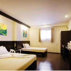 Отель Gran Tierra Suites 3* Стандартный семейный номер с различными типами кроватей фото 4