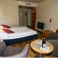 Отель Norlandia Nor Alpin 3* Стандартный номер с двуспальной кроватью