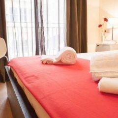 Отель Hulot B&B Valencia 3* Стандартный номер с различными типами кроватей фото 8