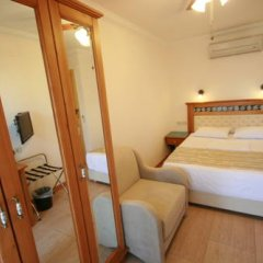 Datca Kilic Hotel 4* Стандартный номер с различными типами кроватей фото 11