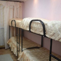 Arbat City Hostel Кровать в общем номере с двухъярусной кроватью фото 8