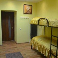 Arbat City Hostel Кровать в общем номере с двухъярусной кроватью фото 5