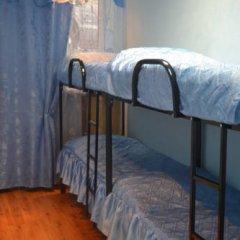 Arbat City Hostel Кровать в общем номере двухъярусные кровати фото 3