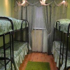 Arbat City Hostel Кровать в общем номере двухъярусные кровати фото 15