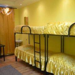 Pervyy Arbat Hostel Кровать в общем номере с двухъярусными кроватями фото 7