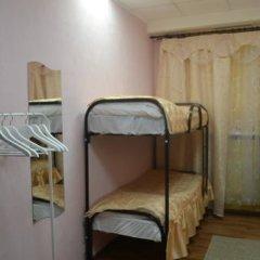 Arbat City Hostel Кровать в общем номере с двухъярусной кроватью фото 9