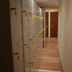 Pervyy Arbat Hostel Кровать в общем номере с двухъярусными кроватями фото 16