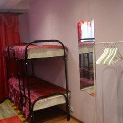 Arbat City Hostel Кровать в общем номере с двухъярусной кроватью фото 2