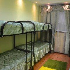 Arbat City Hostel Кровать в общем номере с двухъярусной кроватью фото 11