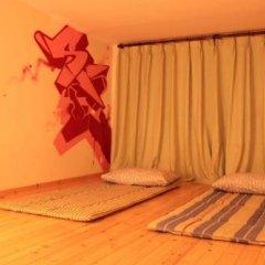 Chengdu Bailongma Hostel Кровать в общем номере с двухъярусной кроватью