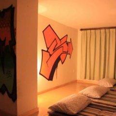 Chengdu Bailongma Hostel Кровать в общем номере с двухъярусной кроватью фото 6